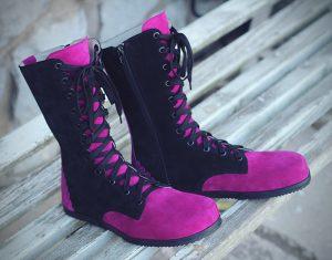 Vysoké boty od Dareen