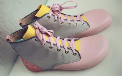Nový online kurz – kotníčkové boty